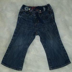 Toddler Girl's GAP Denim Jeans sz 18-24m
